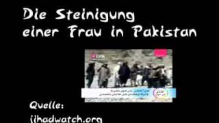 Repeat youtube video Das ist Scharia: Die Steinigung einer Frau im Nordwesten Pakistans durch die Taliban