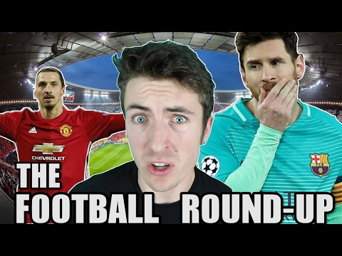 Barca On The Brink? | THE FOOTBALL ROUND-UP