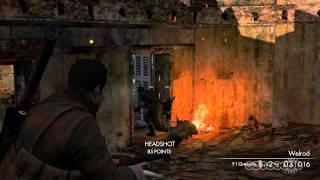 GameSpot Reviews - Sniper Elite V2