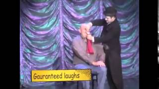 Saturn Magic -Comedy Drink Trick by Paul Romhany - Trick
