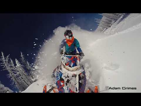 2017 Colorado Backcountry Snowmobiling-OUT FOR A RIP- B&Bfilms