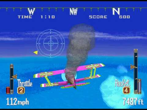Aces of the Air Playstation 1
