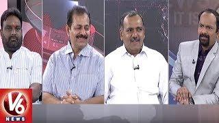 Special Debate On Pawan Kalyan Karimnagar Tour | Good Morning Telangana | V6 News