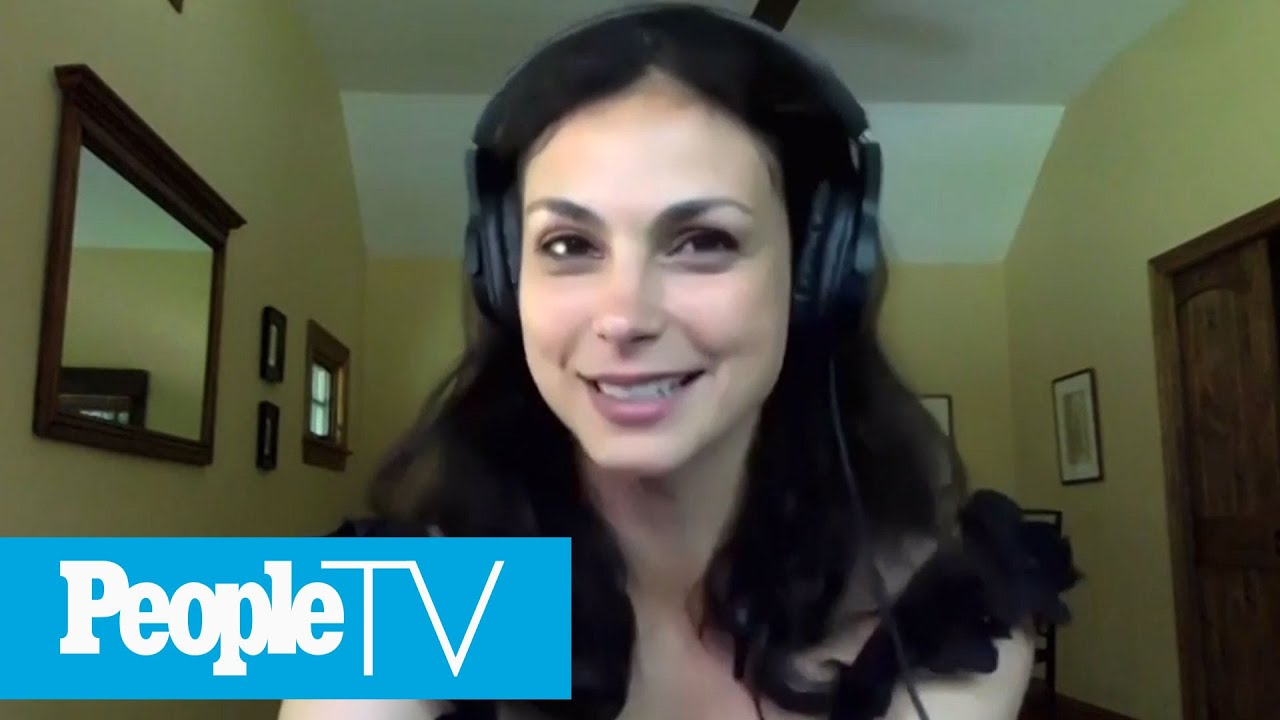 Morena Baccarin Wants Her 'Deadpool 3' Role 'As Big As Possible' | PeopleTV