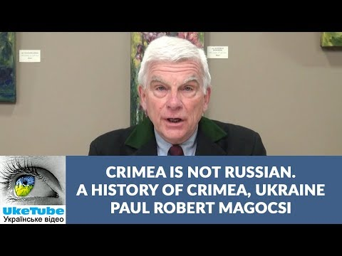 Crimea is not Russian: History of Crimea, Ukraine