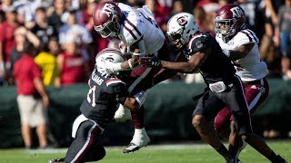 Football: Highlights | A&M 26, South Carolina 23