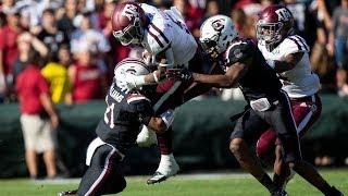Football: Highlights | A&M 26, South Carolina 23