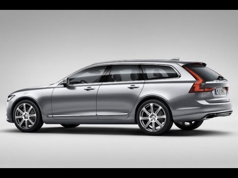 2017 Volvo V90 Leaked Replaces The Aging V70 In S Lineup