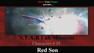 Injustice - Gods among Us: STAR Lab Mission # 25 - Red Son