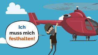 Deutsch lernen | Wir müssen flüchten!