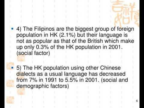 topic 6 language shift and language death