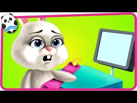 Animals Doctor Pet Care Kids Games - Farm Animals Hospital Doctor 3 - Fun Pet Vet Games for Children