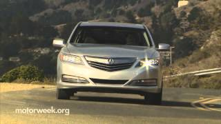 Road Test: 2014 Acura RLX Sport Hybrid