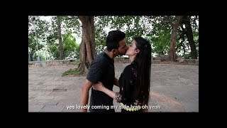 Kissing prank india spin the bottle part 1