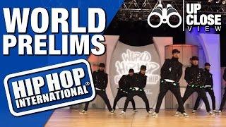 (UC) Scorpions Crew - India (Adult Division) @ HHI