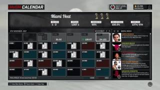 NBA 2K17 Season 2 Episode 1