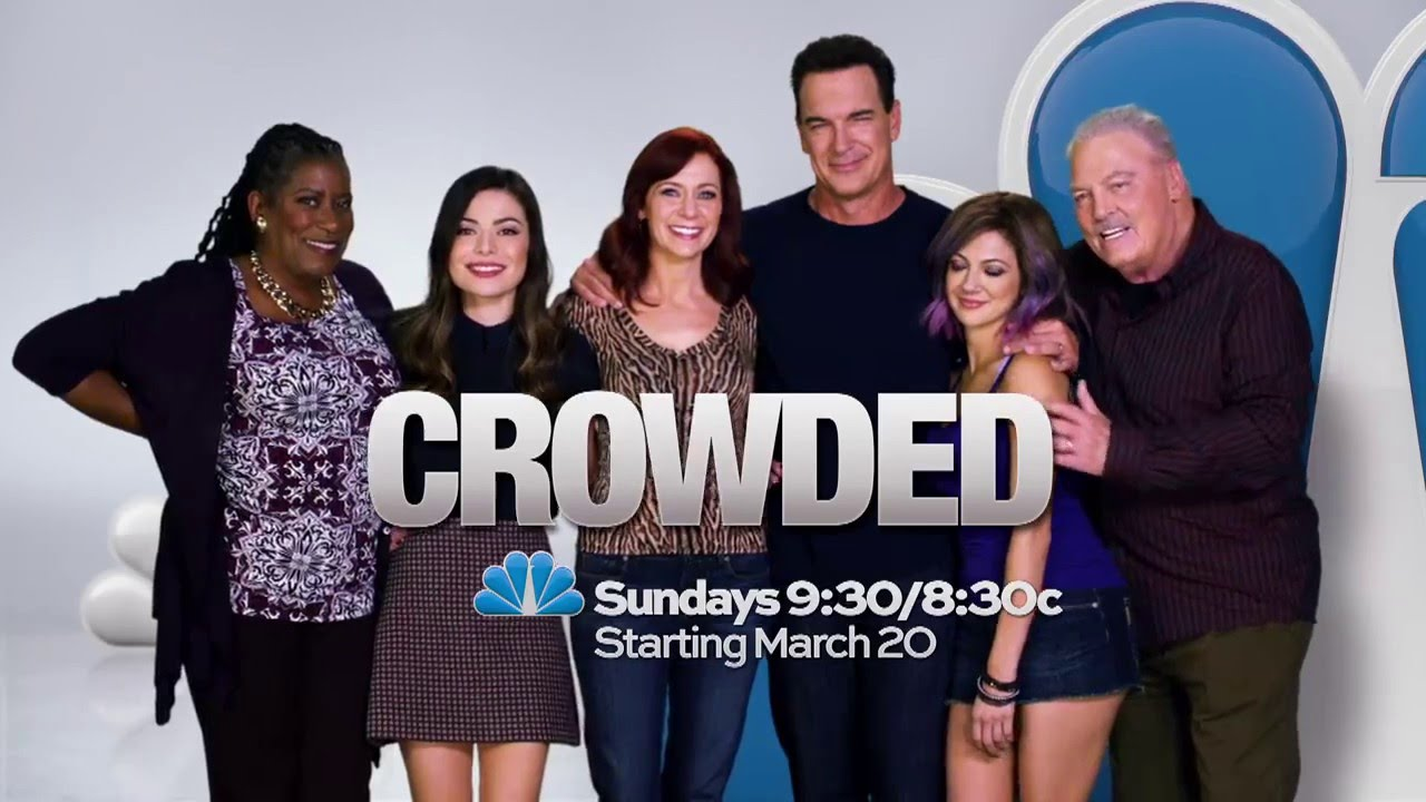 Download NBC's 'Crowded'  - First Look