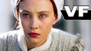 CAPTIVE Bande Annonce VF ✩ Série Netflix (2017) Anna Paquin, Sarah Gadon
