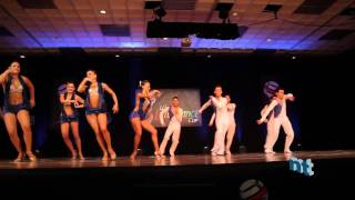 Ballet Nacional el Firulete (BNF) finals performance at the 2010 World Latin Dance Cup