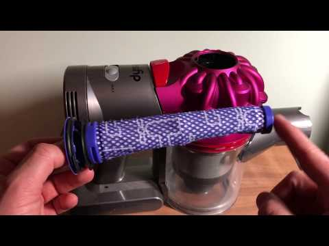 How to Clean a Dyson V7 Vacuum (Motorhead, Absolute, Animal, whatever!)