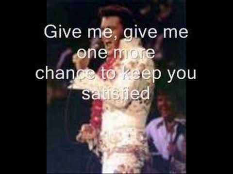 Elvis Presley-Always On My Mind with lyrics