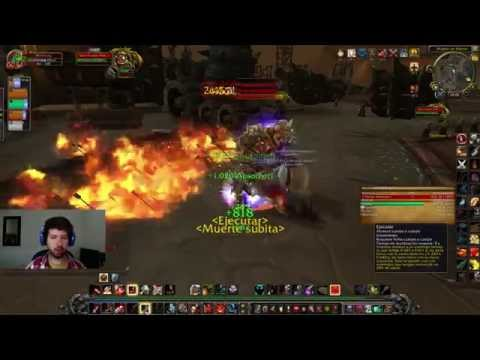 World Of Warcraft - Puerto de hierro - Maldito Bombardete
