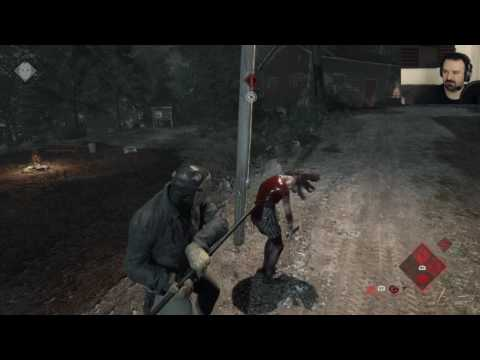 Friday the 13th the Game pt6: I'm Finally Jason!