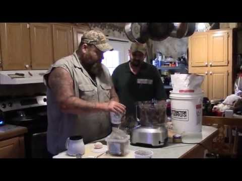 DIY Catfish Bait (Doughballs)