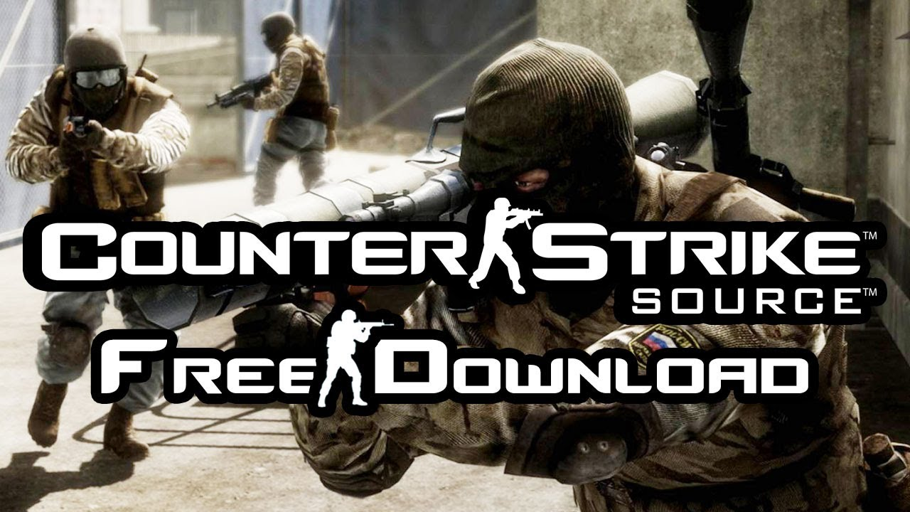 counter strike free download source