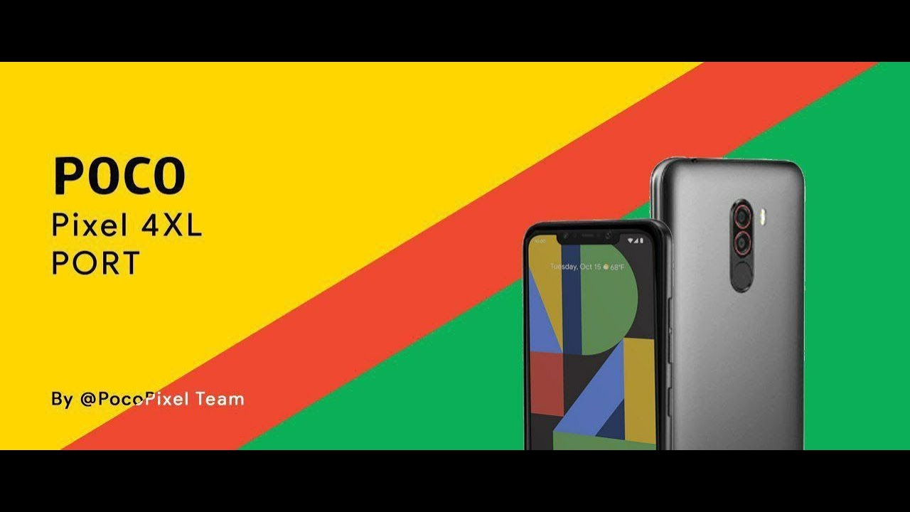 Pixel 4XL New Update Review on Poco F1
