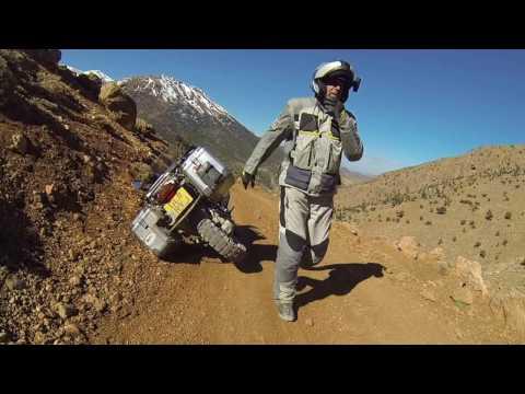 Morocco 2016 With Adventure Bike Travel