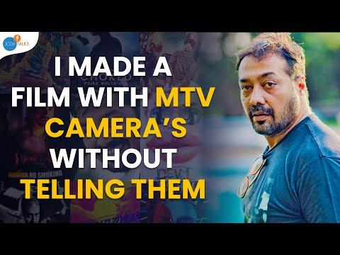 Anurag Kashyap  How An Outsider Broke Into Bollywood  Best Motivational Speech Ever!