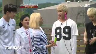 miss a s min and got7 s bambam moments fanboy