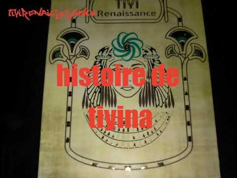Cheveux afro d' origine/Résultats du programme renaissance de tiyi #2 histoire de tiyina