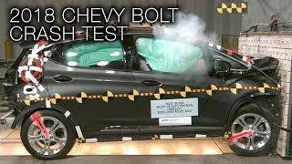 Chevrolet Bolt (2018) Frontal Crash Test