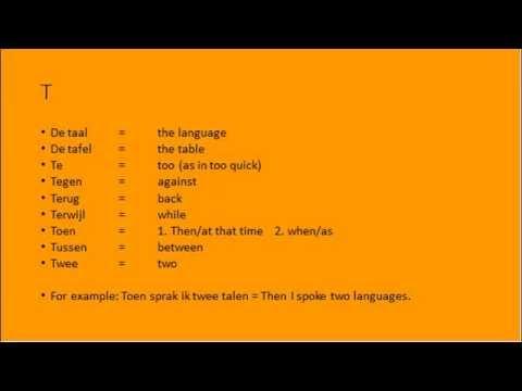 Learn Dutch. Speak Dutch - Apps on Google Play