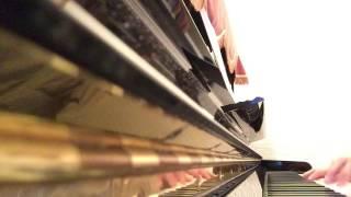 放課後プリンセスの「秘密のティアラとジェラート」を耳コピしてピアノ...