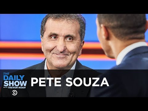 """Pete Souza - Being the Eyes of the White House in """"Obama: An Intimate Portrait"""" 