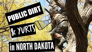 North Dakota Public Land Bow Hunt Part 1