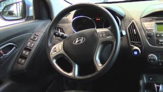 Обзор Hyundai Tucson. 2014 смотреть