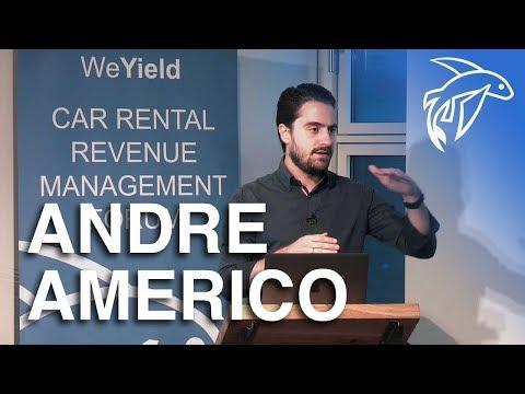 André Américo - Car rental & airlines Revenue Management - WeYield Forum - Berlin Edition 2018