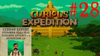 The Curious Expedition - Richard Burton - Attempt 1 - Expedition 1 and 2