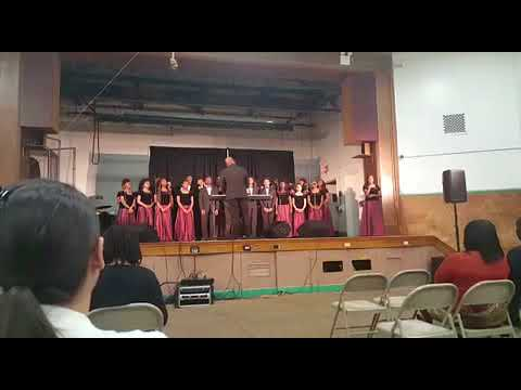 Without You ~ Northeastern Academy Choir