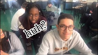Are You Smarter Than A Brooklyn Tech Student 👀 // Public Interview High School Edition