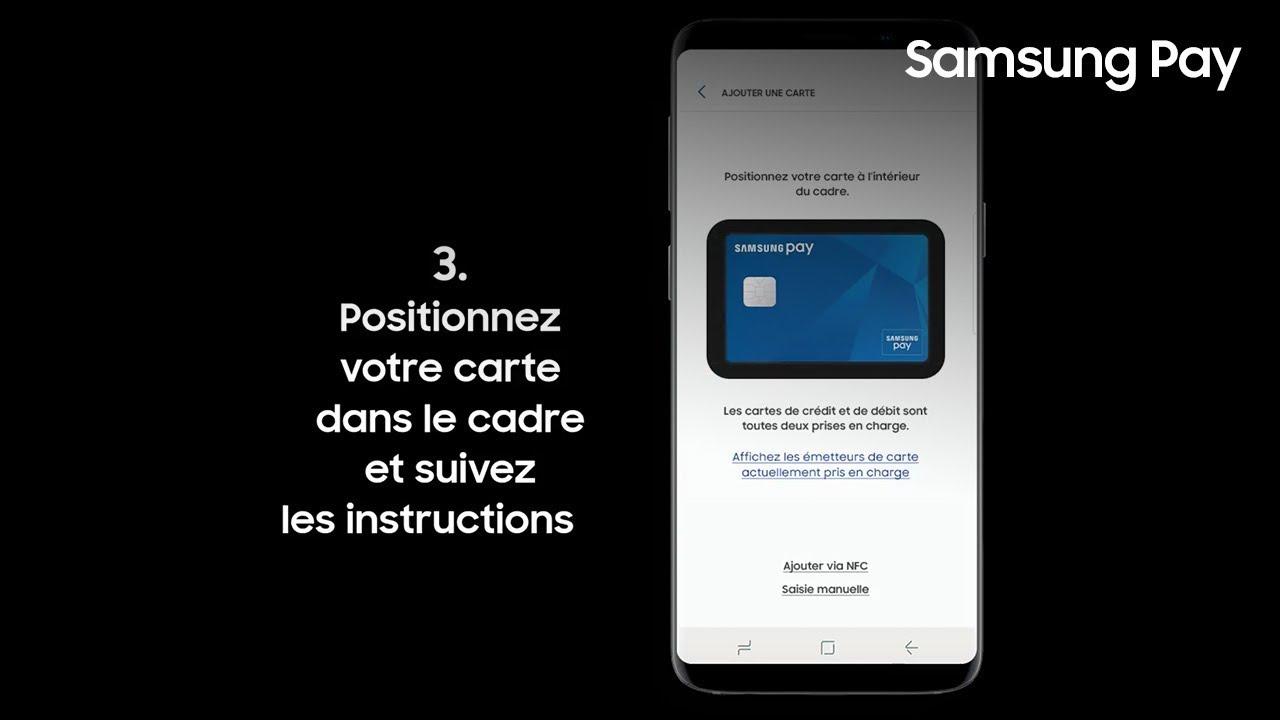 Carte Bancaire Huawei.Samsung Pay Le Paiement Mobile Simple Et Securise Samsung Fr
