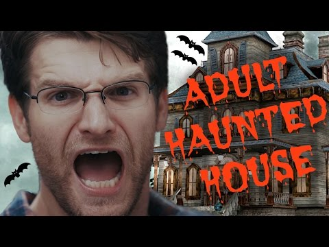Adult Haunted House