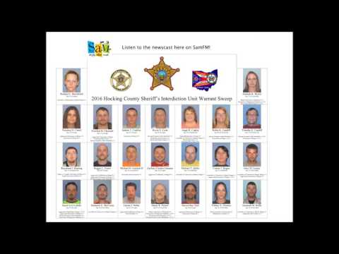 Drug Round up Hocking County News 10 26 16