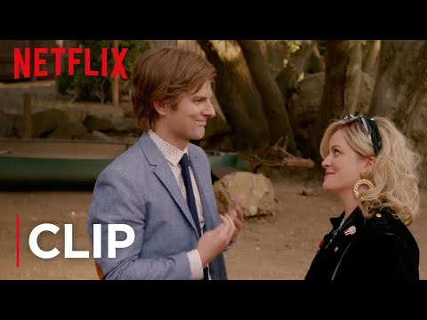 Wet Hot American Summer: 10 Years Later  : Ben and Susie Reunite  Netflix