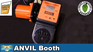 Anvil Booth - New Products NHC 2019