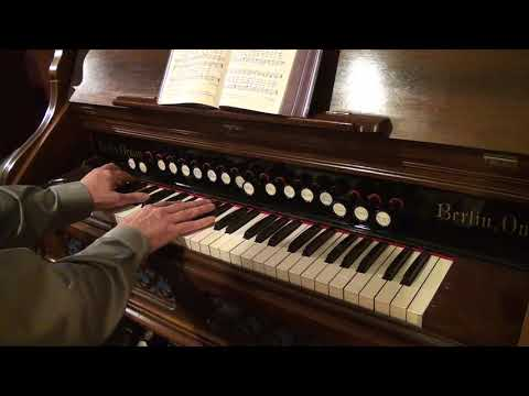 Maitland (Hymn) - George Nelson Allen – Berlin Reed Organ